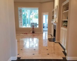 nice clean floor