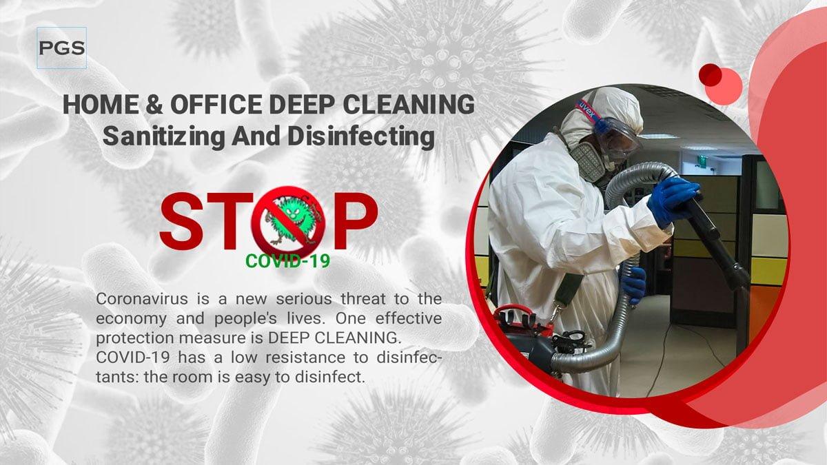 ProGeneralService - Deep Cleaning